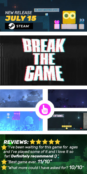 Break the Game - Best indiegame in the world